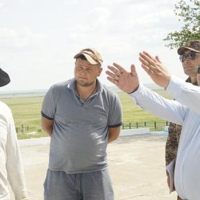 Халхын голын дайны Ялалтын хөшөө дурсгалуудыг орон нутгийн төсвийн хөрөнгөөр хийж засварлаж байна